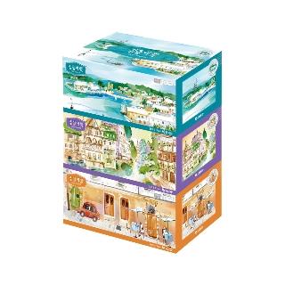 [슈퍼마트] 모나리자 집들이애 미용티슈 180매 3입 * 8팩