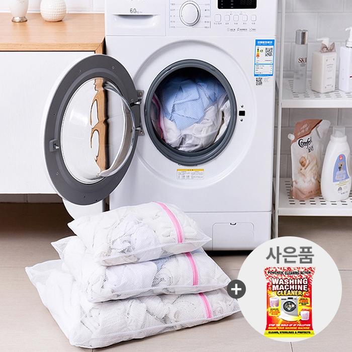 [티몬데이] 타임어택 다용도 매쉬 세탁망 대형 50x60 1p