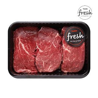 [슈퍼마트]냉장 저지방 숙성육 안심 300g (국내산)