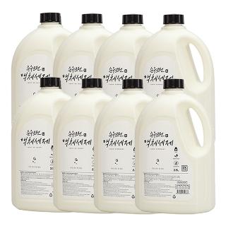 [티몬데이] 티몬균일가 순수크린 액체세제 2.5L 8개