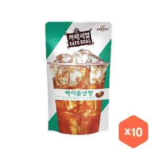 [슈퍼마트]쟈뎅 까페리얼헤이즐넛 10개