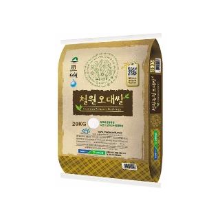 [티몬균일가] 철원 오대쌀 20kg