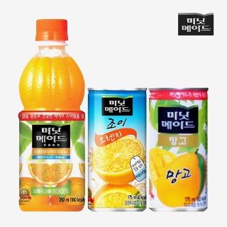 [슈퍼마트] 미닛메이드 3종