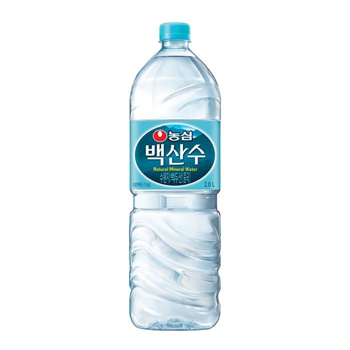 [백산수] 농심 백산수 2L 12병