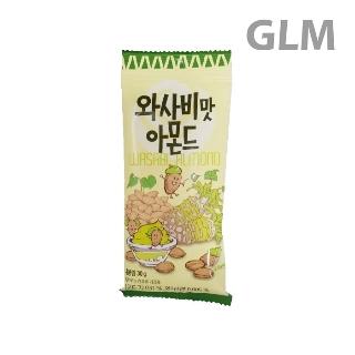 [슈퍼마트]길림양행 와사비 아몬드 30g