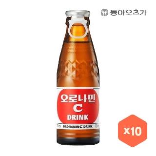 [슈퍼마트]오로나민C 120ml*10병