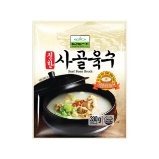 [슈퍼마트] 칠갑농산 사골육수 330g
