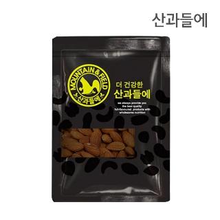 [슈퍼마트]산과들에 구운아몬드(염)400g