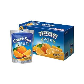 [슈퍼마트]카프리썬 오렌지 200㎖X10