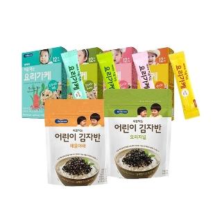 [슈퍼마트] 베베쿡 유아 반찬류BEST 요리가케/김자반