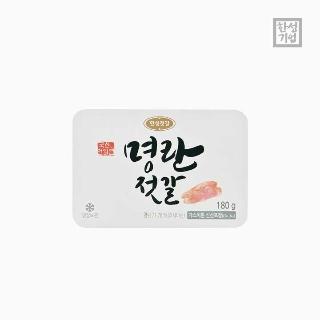 [슈퍼마트] 한성 명란젓갈 180g