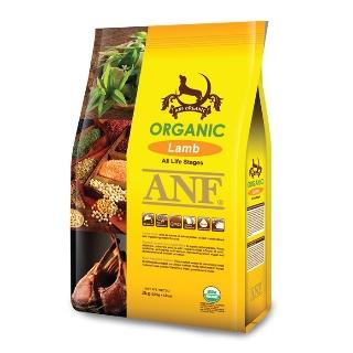 [슈퍼마트] ANF 유기농 95% 양고기 강아지 2kg