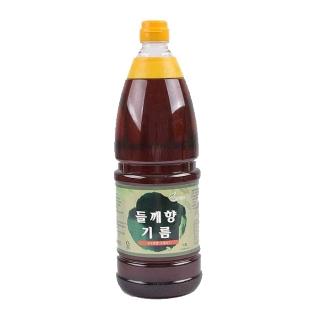 [슈퍼마트] 자연애들깨향기름 1.8L