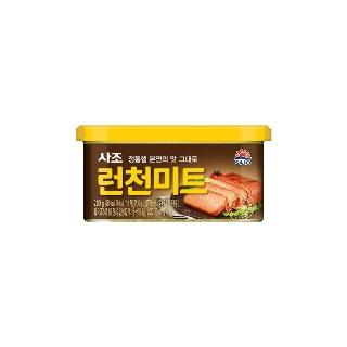 [슈퍼마트] 사조 런천미트 200g / 340g