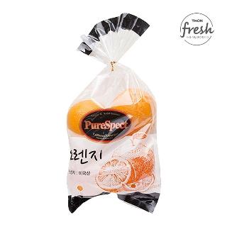 [슈퍼마트]고당도 퓨어스펙 오렌지 1.2kg