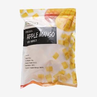 [슈퍼마트] 냉동 애플망고1kg