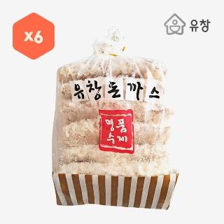 [대용량]유창 수제명품고구마돈까스 1.2kg×6입