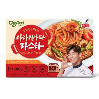 [슈퍼마트] 롯데 쉐푸드 아라비아따 파스타 300g 1+1