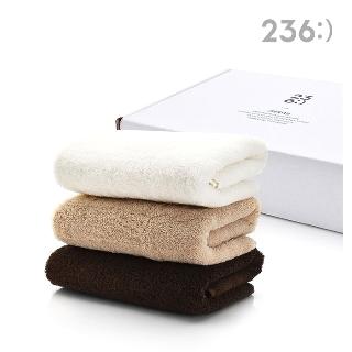 [대용량] 236:) 코마사타월 40수 다크그레이 170gX5매X14개X1박스