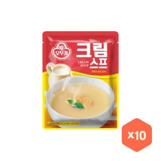 [슈퍼마트] 오뚜기 크림스프 1kg x10개