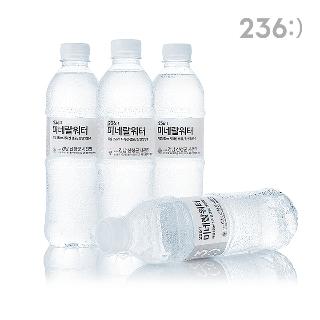 [슈퍼마트] 236:) 미네랄워터 500ml 40병