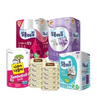 [티몬데이] 티몬균일가 잘풀리는집 화장지 6종