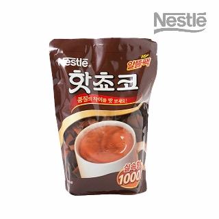[슈퍼마트] 네슬레 핫초코 알뜰팩 1kg