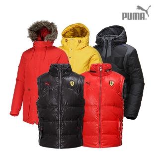 푸마 윈터 다운 점퍼 자켓 특별한 가격 올 겨울 스타일리쉬하게
