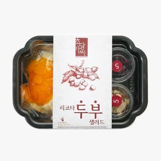 [슈퍼마트] 초당아씨 리코타두부 샐러드 400g