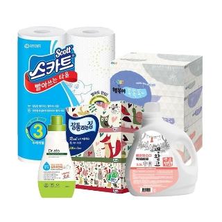 [티몬균일가] 생필품 브랜드 11.900균일가 32종 모음전 (애경, 코디, 피앤지 외)