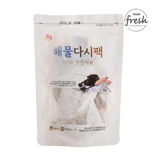 [슈퍼마트]천연해물다시팩 1봉