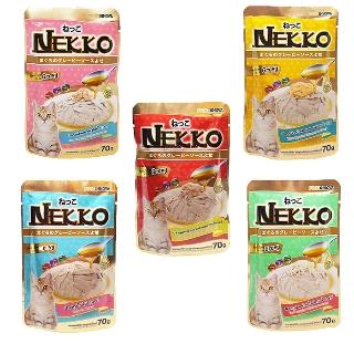 [티몬균일가] 네코 그레이비 습식파우치 12개