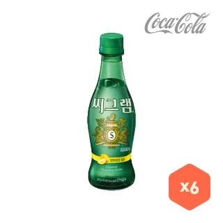 [슈퍼마트]씨그램 레몬 350mlx6PET