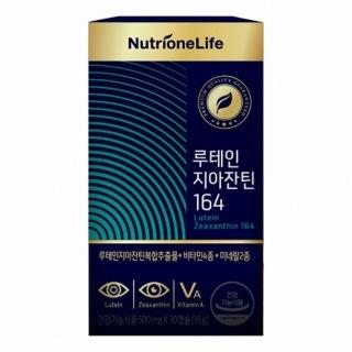 [뉴트리원] 루테인 지아잔틴164 500mg 30캡슐