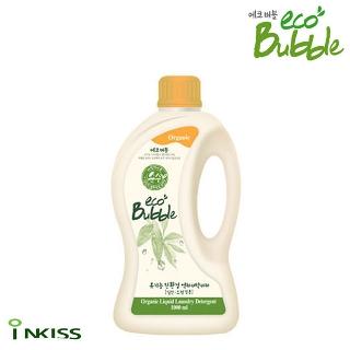 [에코버블] 유기농 친환경 액체 세탁세제 1000ml