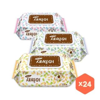 [대용량]새싹이캡형 100매 24개 x2박스