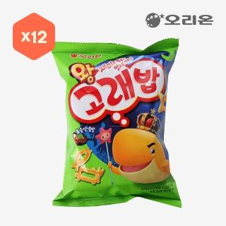 [대용량]오리온 왕고래밥 12입X2박스
