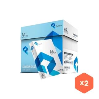 [대용량]삼성프리미엄 A4용지 70g X 2500매 X 2박스