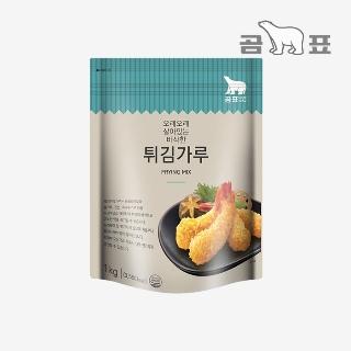 [슈퍼마트]곰표튀김가루 1kg