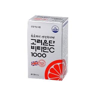 [티몬균일가] 고려은단 비타민C 60정 X 6개입