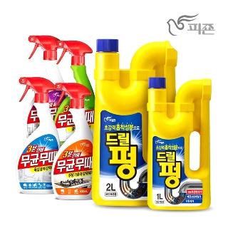 [슈퍼마트] 드릴펑/무균무때 모음