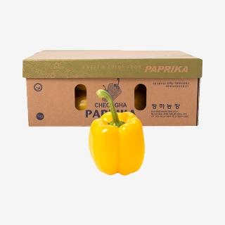 [대용량]파프리카(노랑) 2.5kg / 5kg1박스