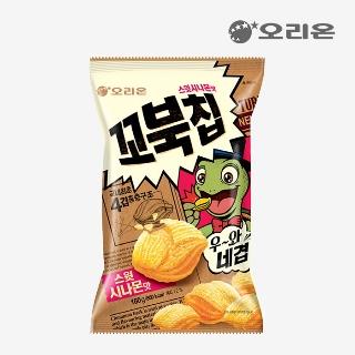 [슈퍼마트]오리온 꼬북칩 스윗시나몬160g