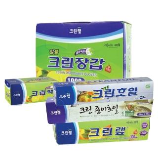 [티몬데이] 크린랲 주방 소모품류 재고방출