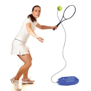 [티몬균일가] 솔로 테니스 리갈 리턴볼 풀세트 혼자 운동하는 유산소 연습기 스쿼시