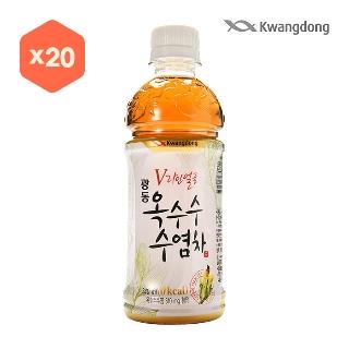 [슈퍼마트]광동 옥수수수염차 340mlX20