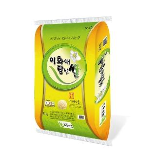 [무료배송] 18년산 이화애탐난쌀 10kg