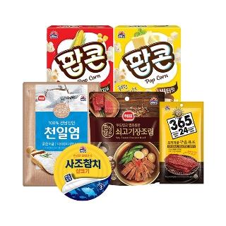 사조 로하이팝콘 × 6봉 외 69종 팝콘/맛밤/육포