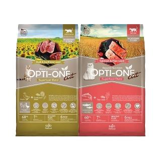 [대용량] 옵티원 유기농 6Free 캣 5.6kg 연어/오리