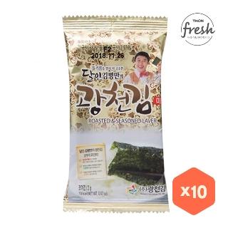 [슈퍼마트]광천김 미니도시락 2g*10봉